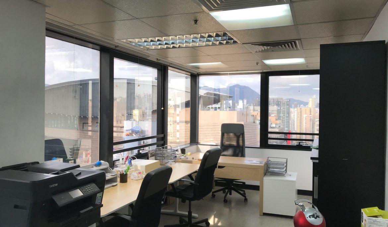 康肯在香港的新辦公室